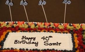 Samir's Birthday